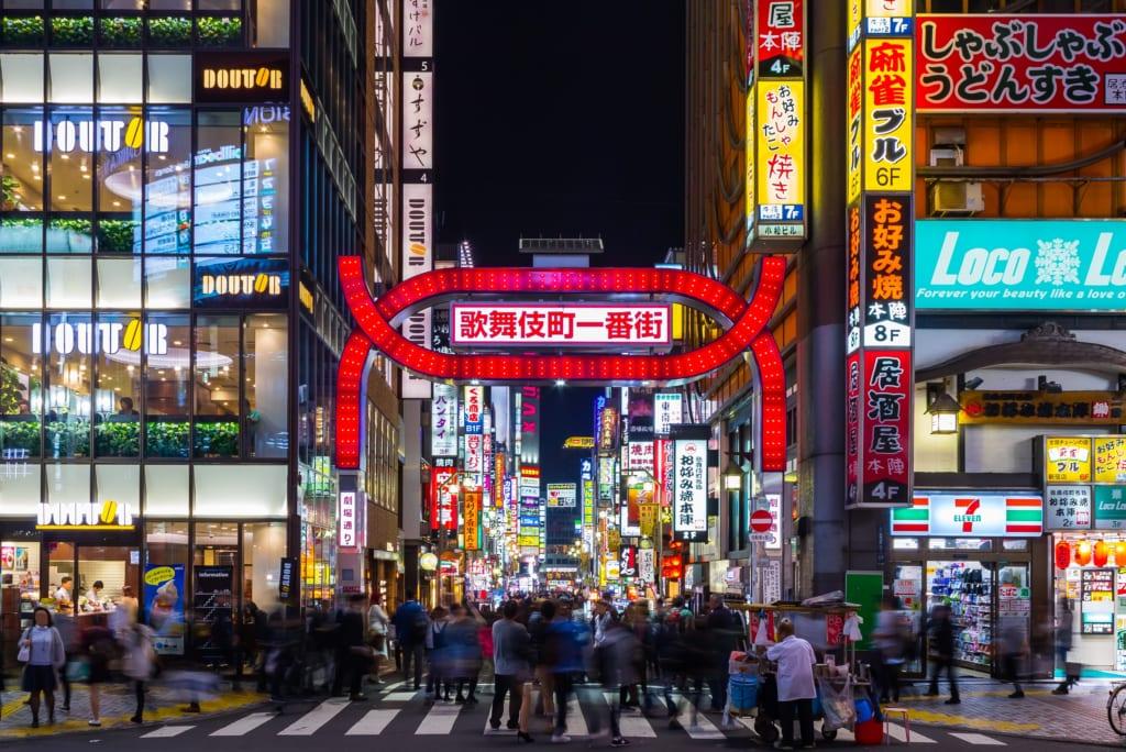 歌舞伎町画像